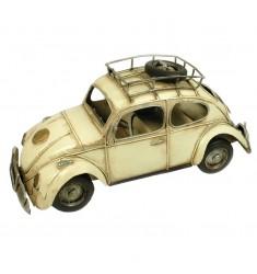 Maqueta metal coche escarabajo