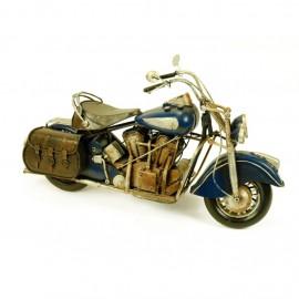 Maqueta moto antigüa