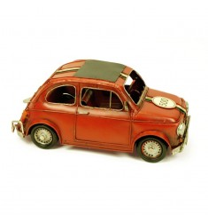 Maqueta coche antiguo