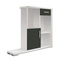 Recibidor con Cajón y Puerta 60x80 cm