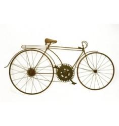 Biciclo antigüo pared 121x61