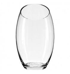 Florero cristal 23x14cm diametro