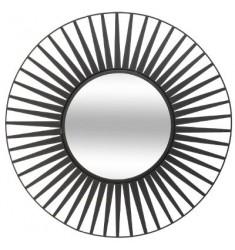Espejo metal 50cm diametro
