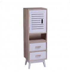 Mueble 2 cajones 90x29x27