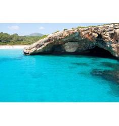Cuadro Playas de Mallorca en Alto Brillo