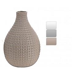 Florero porcelana 26x19cm.