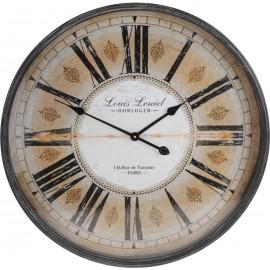 Reloj 68cm. metal antiguo